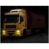 laudo de transferência de caminhão barato Americana