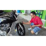 laudo de transferência de moto