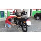 vistoria de transferência para moto preço Araras