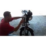 vistoria de transferência para moto Iracemápolis