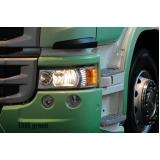 vistoria de transferência para veículo pesado preço Limeira