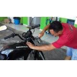 vistorias de transferência para moto Araras