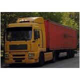 vistoria de transferência para caminhão